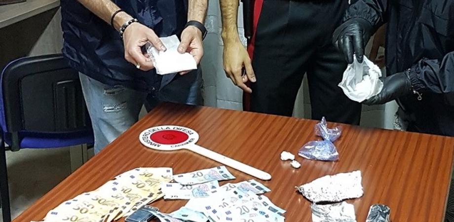 Mussomeli, commerciante di automobili nisseno trovato in possesso di cocaina: arrestato