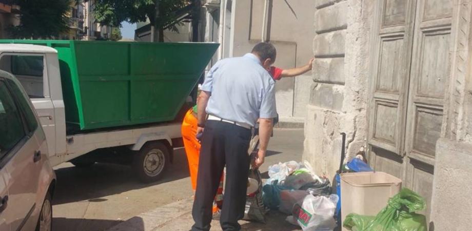 Raccolta rifiuti ancora nel caos a Gela: in tilt l'impianto di compostaggio per conferire la spazzatura