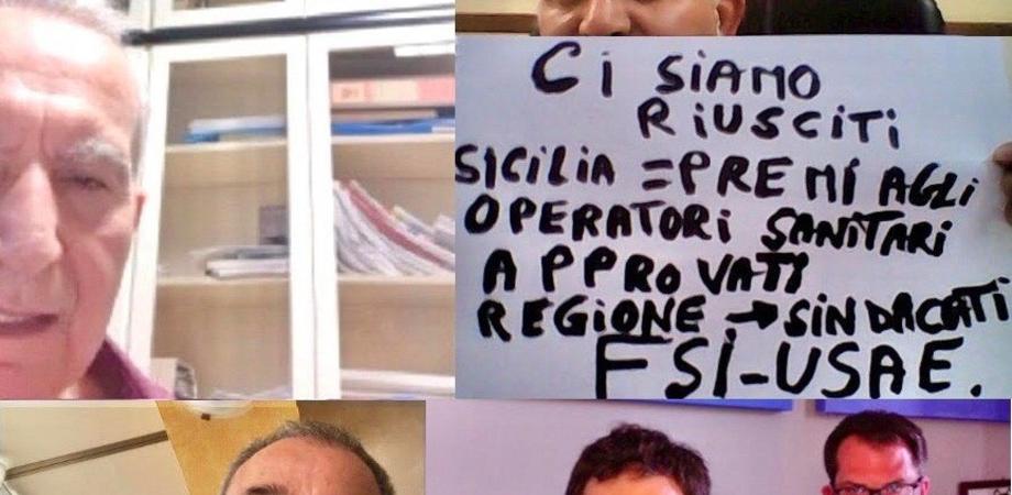 """Covid-19, incontro sindacati e Razza. Fsi-Usae Sicilia: """"Approvati incentivi per il personale sanitario"""""""