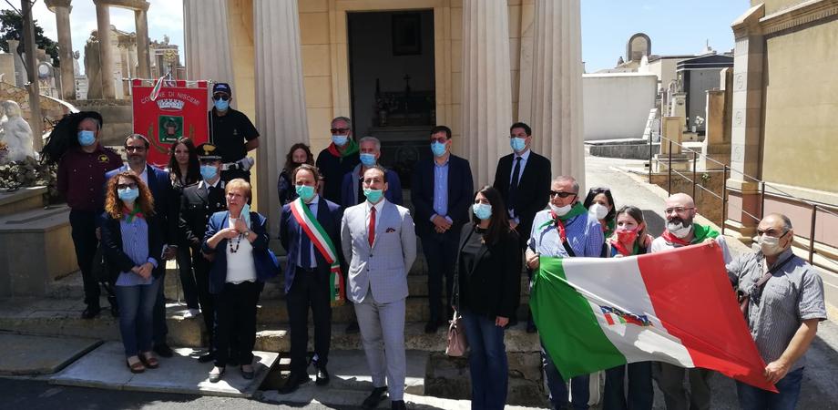Festa della Repubblica, l'Anpi ricorda le donne della Costituente: a Niscemi rose per Ottavia Penna