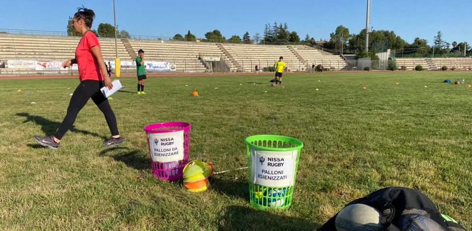 Nissa Rugby: da domani allo stadio Tomaselli di Caltanissetta tornano in campo bambini e seniores