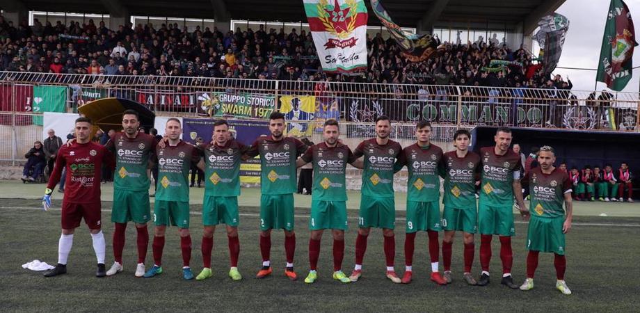 Calcio, ecco il nuovo organigramma della Sancataldese: il presidente è Ivano La Cagnina