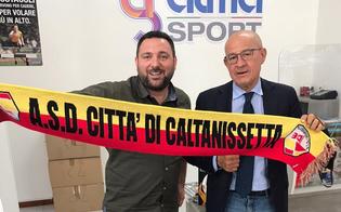 Asd Città di Caltanissetta, l'avvocato Sergio Iacona è il nuovo presidente