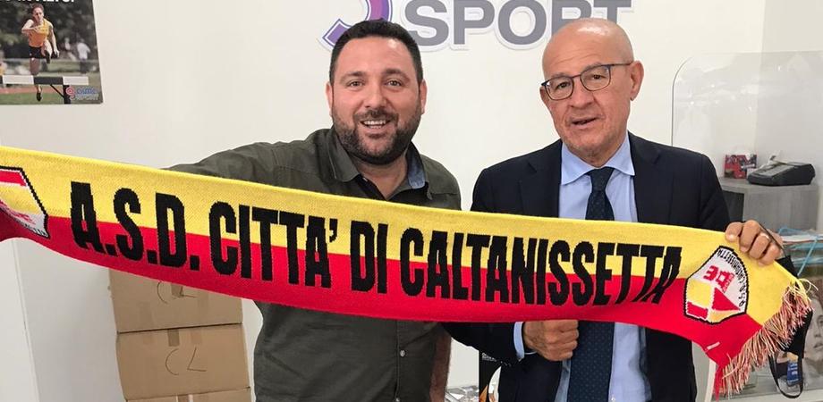 """L'Asd Città di Caltanissetta ammesso al campionato di Promozione, Iacona: """"Ci impegneremo per onorare la nostra città"""""""