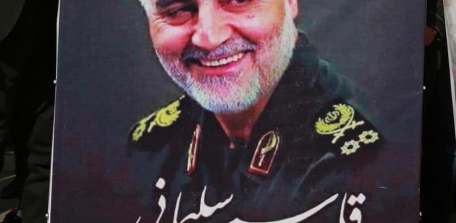 Iran: mandato d'arresto per Trump per l'uccisione di Soleimani