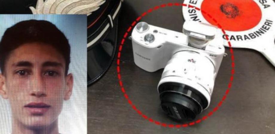 Butta un uomo dal balcone per rubargli la macchina fotografica: arrestato a Catania un 19enne