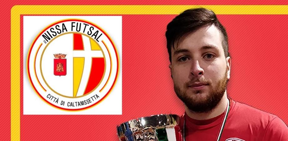 Il giovane portiere Carmelo Di Proietto, dopo la parentesi alla Vigor di San Cataldo, ritorna alla Pro Nissa