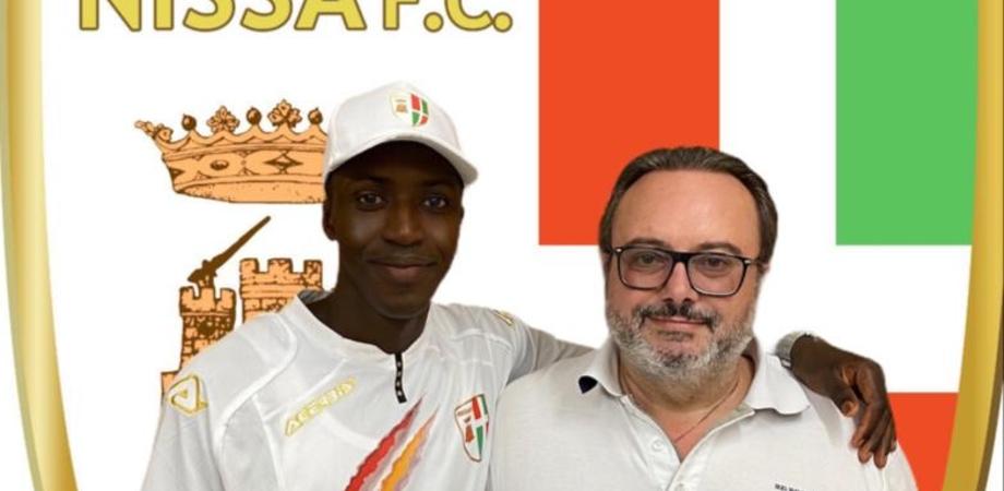 Altro colpaccio della Nissa, ingaggiato il portiere gambiano Keba Jaber: proviene dalla serie D