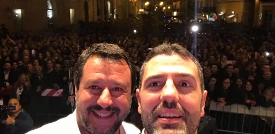 """Migranti, Aiello (Lega): """"PD di Caltanissetta ossessionato da Salvini. Torni sulla terra, governate voi l'Italia"""""""