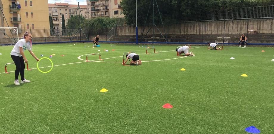DLF Nissa Rugby: un successo la prima settimana del camp estivo. L'iniziativa si concluderà il 31 luglio