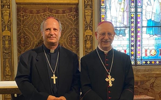 Francesco Lomanto è il nuovo arcivescovo di Siracusa, l'annuncio del vescovo di Caltanissetta