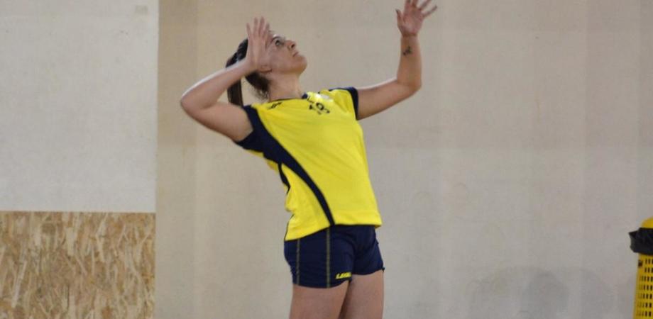 Volley, primo acquisto stagionale dell'Albaverde: a Caltanissetta arriva Valeria La Mattina