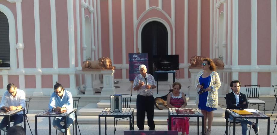 A villa Greca torna lo spettacolo, concerto di beneficenza a Gela consegna Premio Auriga