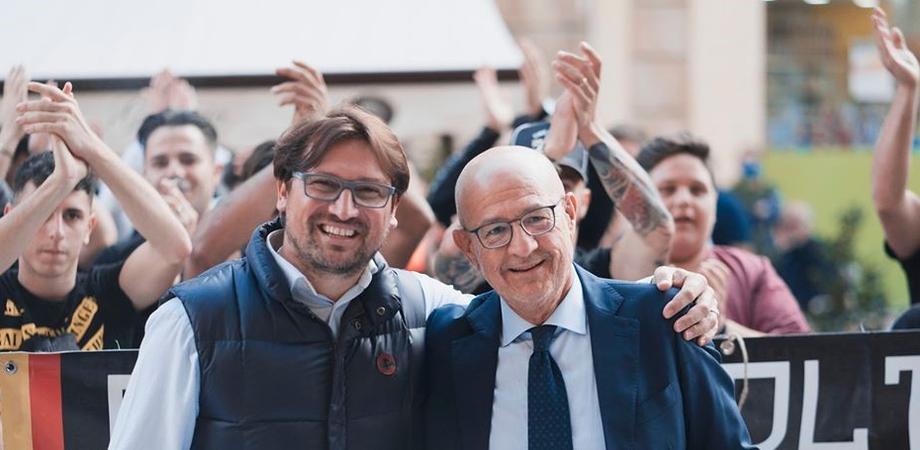 Asd Città di Caltanissetta, la conduzione tecnica della squadra affidata ad Alessio Sferrazza