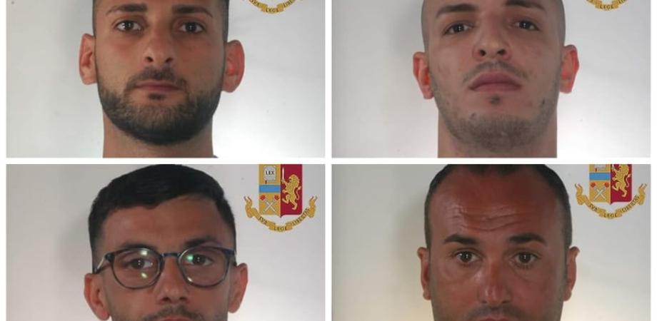 """Furto da 77 mila euro a una gioielleria di Gela: ecco chi sono gli arrestati dell'operazione """"Boomerang"""""""