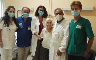 San Cataldo, Elda e sua figlia ringraziano il reparto di Hospice: