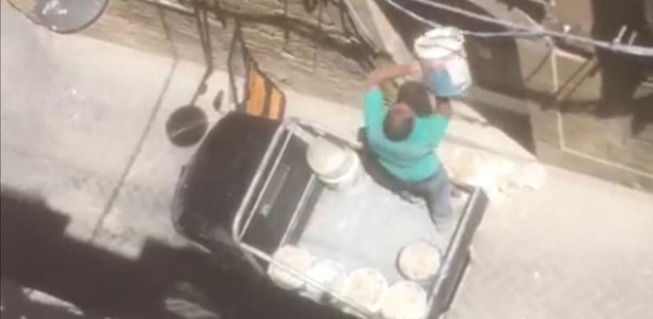 Caltanissetta, multa da 600 euro per un nisseno sorpreso da una telecamera mentre abbandonava rifiuti speciali