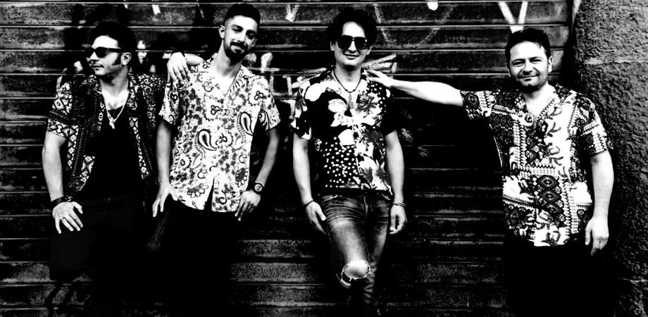 """Il gruppo sancataldese """"Noise Horizon"""" approda alla 33° edizione del Sanremo Rock Festival"""