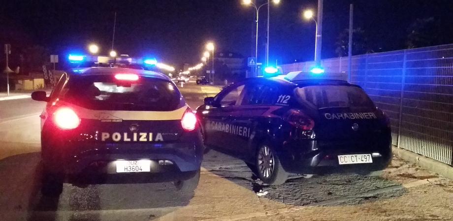 Caltanissetta, in serata nuova protesta dei migranti a Pian del Lago: sul posto le forze dell'ordine