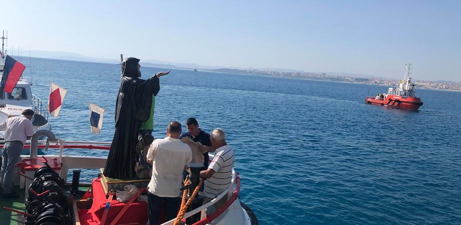 """Ritorna a Gela la festa della """"Gente di Mare"""": la città prega per i lavori del porto rifugio e si affida al """"Santu Patri"""""""