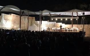 Gela, si riaccendono le luci alle mura Timoleontee di Caposoprano: sul palco il maestro Musco e la banda Renda
