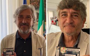 Sostegno alla Nissa, il sindaco di Caltanissetta e il presidente del consiglio acquistano un abbonamento