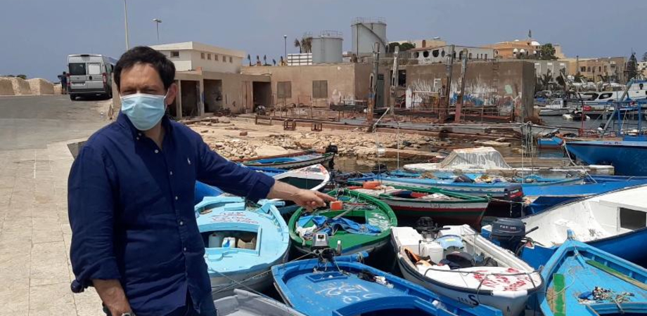 """Lampedusa, Razza: """"Qui emergenza nell'emergenza, dalla Regione un percorso per test ed un laboratorio dedicato"""""""