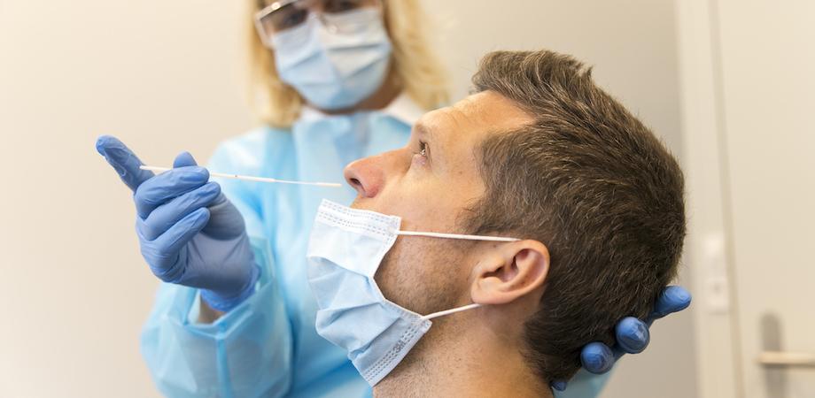 Il Coronavirus penetra nel sistema nervoso attraverso il naso