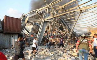 Esplosioni a Beirut, 100 morti e 4 mila feriti. Incidente o attentato? Le ipotesi sull'origine dell'inferno