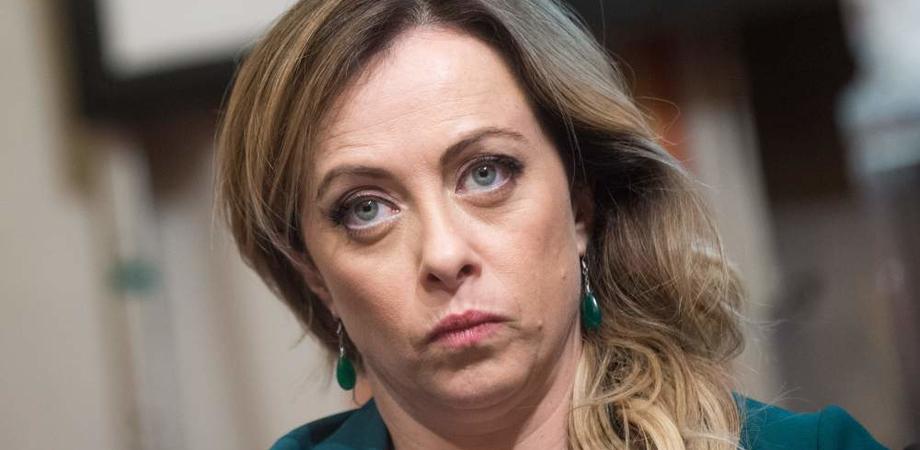 """Musumeci: """"Solidarietà a Giorgia Meloni. Preoccupante odio verso donne e la politica"""""""