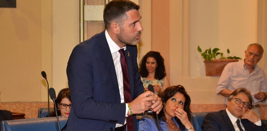 """Oscar Aiello (Lega): """"Cosa sta facendo il comune di Caltanissetta per riaprire in sicurezza le scuole?"""""""