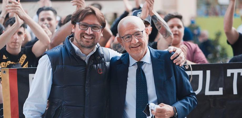 """Cusn-Città di Caltanissetta, seconda vittoria consecutiva in campionato. Sferrazza: """"Lavorare e continuare così"""""""