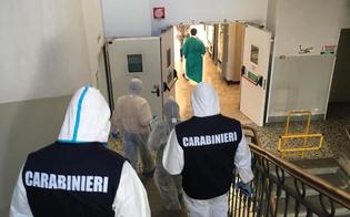 Controlli anti-covid nelle Rsa e comunità di Gela: denunciate 14 persone. Multe per 95 mila euro