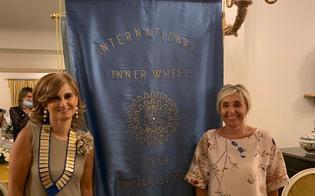 Passaggio della campana all'Inner Wheel di Caltanissetta, Chiara Dell'Utri eletta presidente