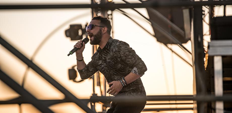 """Musica contro le mafie, tra i protagonisti al """"Soundbocs"""" anche il cantautore di Mussomeli Gero Riggio"""