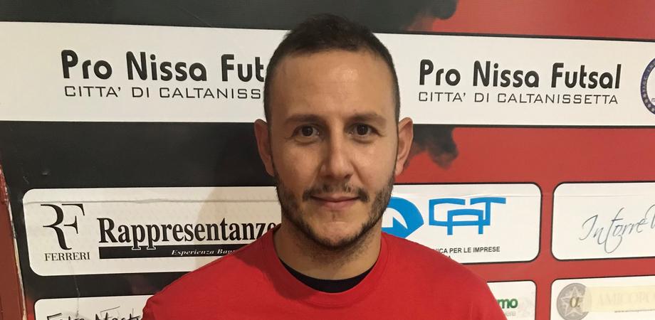 Pro Nissa, a Caltanissetta arriva il portiere Ciccio Daino: ha ricoperto il ruolo di capitano all'Akragas