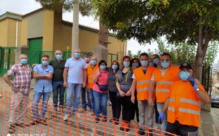 Avviato a Marianopoli cantiere di lavoro per disoccupati, il sindaco: