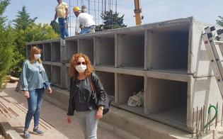 Marianopoli, ultimati i lavori per la realizzazione nel nuovo cimitero di una tomba comunale da 90 loculi