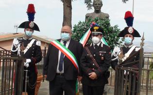 Marianopoli ricorda il carabiniere Emanuele Messineo ucciso a colpi di pistola da un malvivente