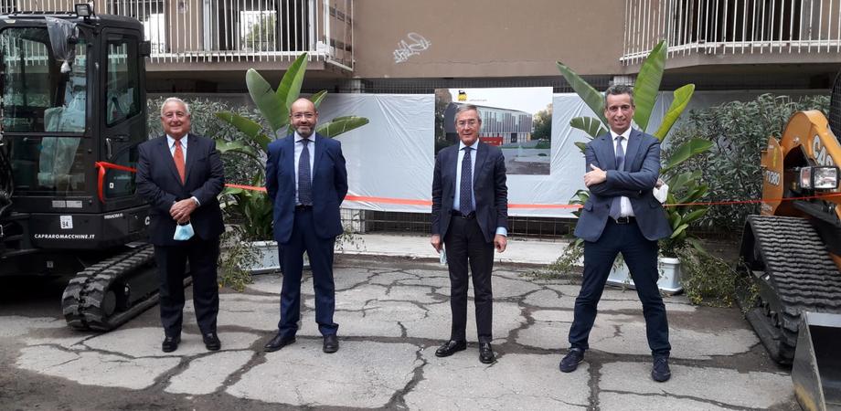 Gela, al via i lavori di ristrutturazione dell'ex Casa Albergo di Macchitella: diventerà un centro polifunzionale