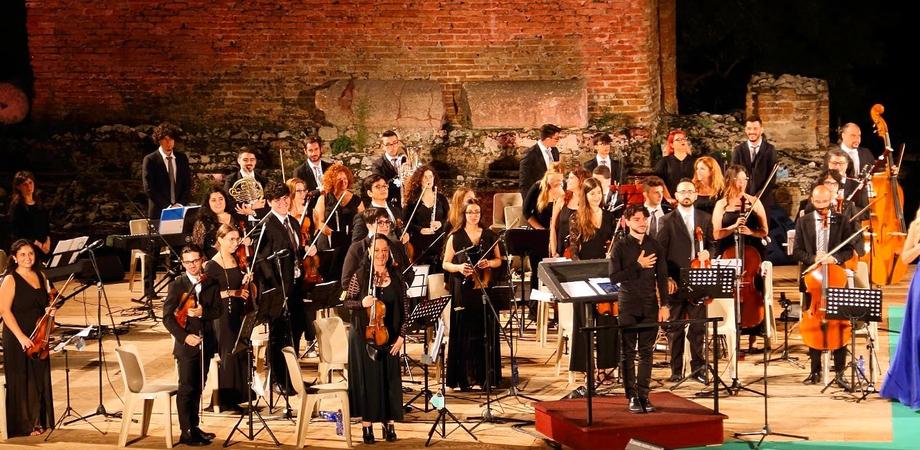 Da Caltanissetta a Taormina un'estate di successi per l'Orchestra Sinfonica del Centro Sicilia