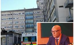 Crollo del balcone in via Pitrè a Caltanissetta, il primario Siracusa: