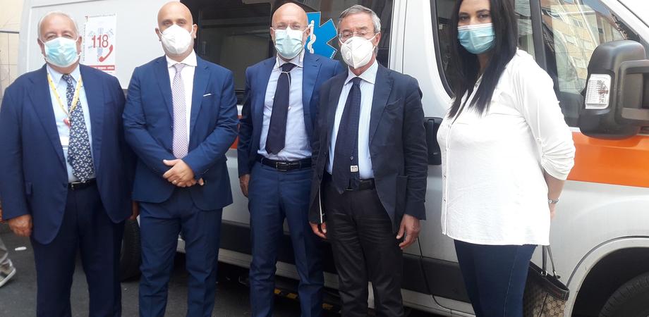 L'ospedale di Gela presto avrà una nuova terapia intensiva, il progetto sarà finanziato da Eni