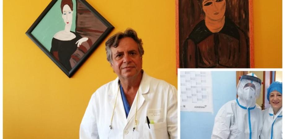 Al Sant'Elia di Caltanissetta in 10 giorni due pazienti con ictus positivi al coronavirus. Attenzione massima dal reparto di Neurologia
