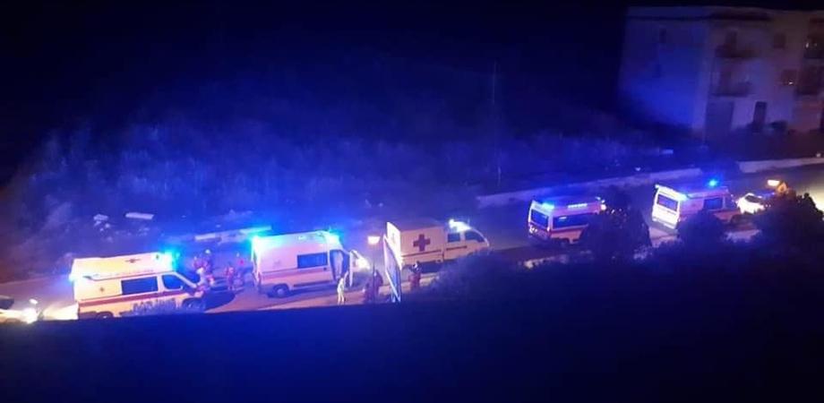 """""""I nostri nonni sono dentro quelle ambulanze"""", il post su Fb che annuncia l'evacuazione delle Rsa a Sambuca di Sicilia"""