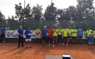 Tennis e inclusione a Caltanissetta con il torneo nazionale dei ragazzi intellettivo relazionali