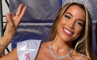 Miss Universo Sicilia: trionfa la nissena Viviana Vizzini. Anni fa lasciò Caltanissetta per vivere a Milano