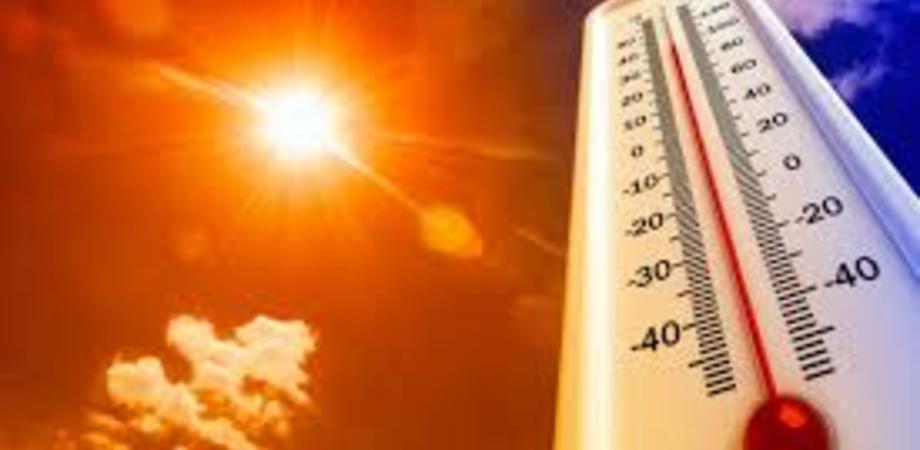 Caldo torrido a Siracusa: raggiunti i 48,8 gradi, è il nuovo record europeo
