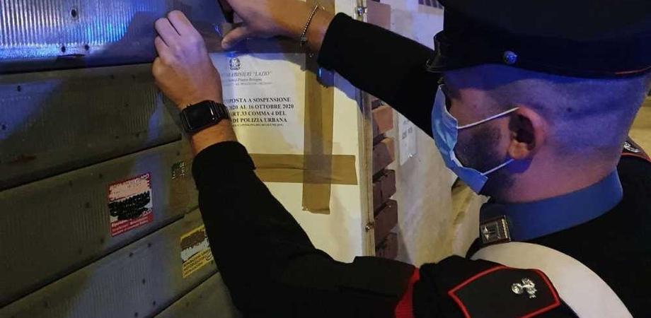 Caltanissetta, numerosi avventori privi di mascherina in un circolo: dovrà rimanere chiuso per 20 giorni