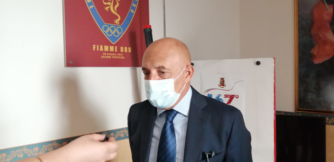Giovanni Signer lascia Caltanissetta: